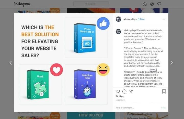 Проверьте 20 лучших идей пост Instagram для вашего бизнеса!