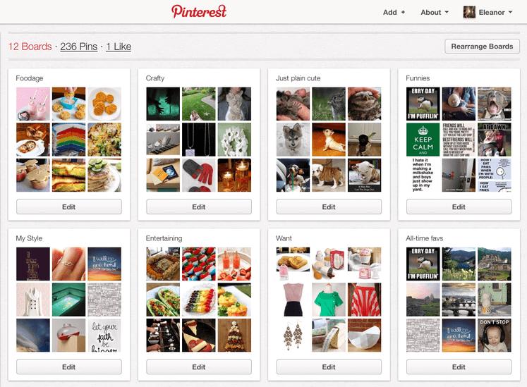 Как использовать Pinterest для бизнеса: 5 маркетинговых идей, которые вам понравятся