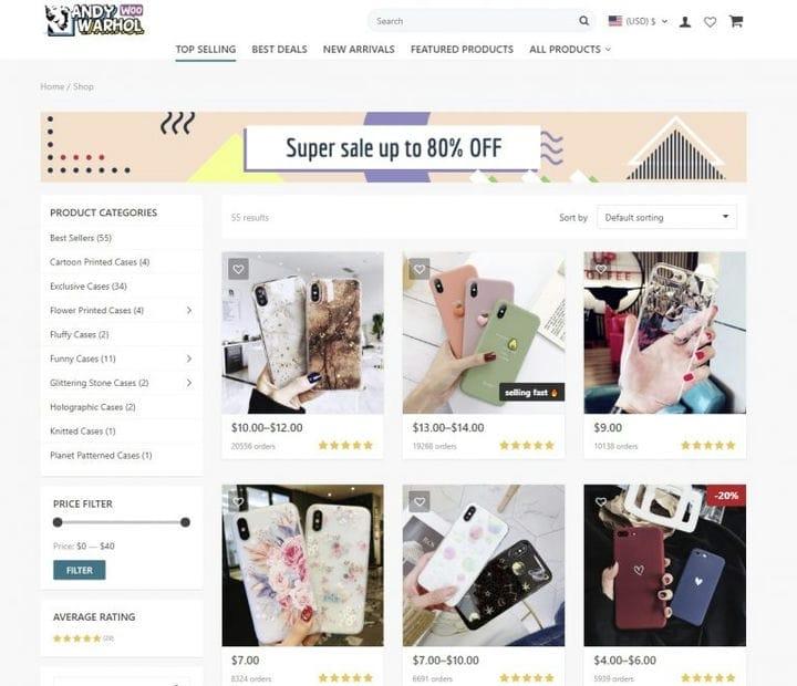 Как увеличить прибыль интернет-магазина? Получить Энди Уорхол Ву!