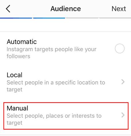 Как продвигать посты в Instagram: мобильное приложение против FB Ads Manager