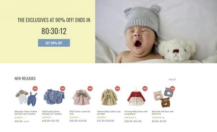 Лучшая тема WooCommerce для вашего интернет-магазина: Meet Monet Woo!