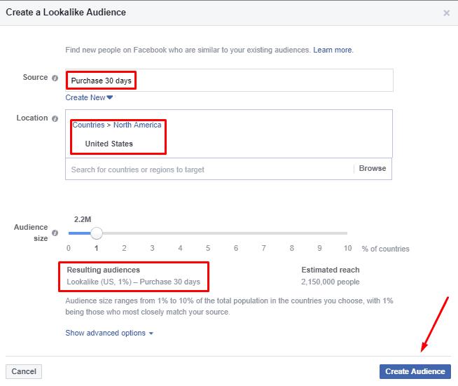 Facebook похожая аудитория: пошаговое руководство