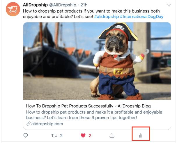 Как использовать Twitter для продвижения бизнеса - AliDropship Blog