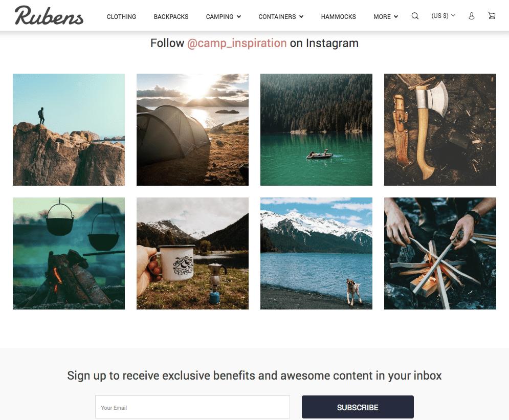 Встречайте Рубенса: минималистская тема WordPress для электронной коммерции для вашего магазина