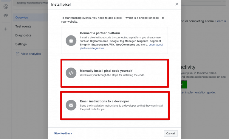 Электронная коммерция Настройка рекламы в Facebook: 5 шагов к совершенству