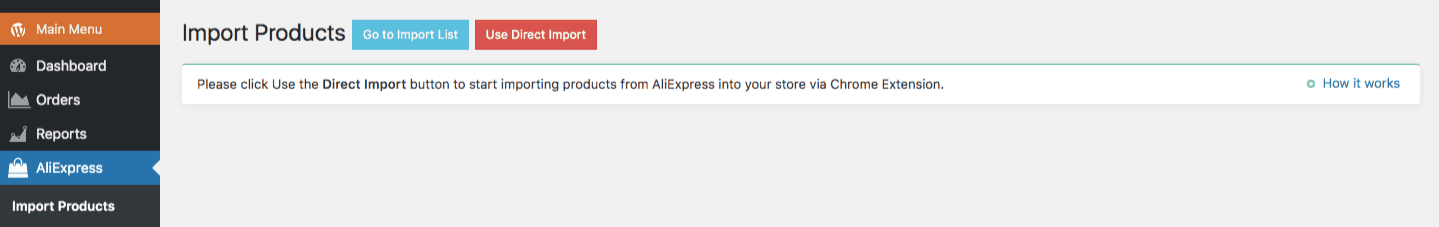 Импорт товаров из AliExpress, начать продавать как можно скорее | Обновление AliDropship