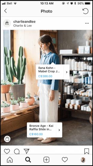 Торговая реклама в Instagram: как продавать товары в Instagram