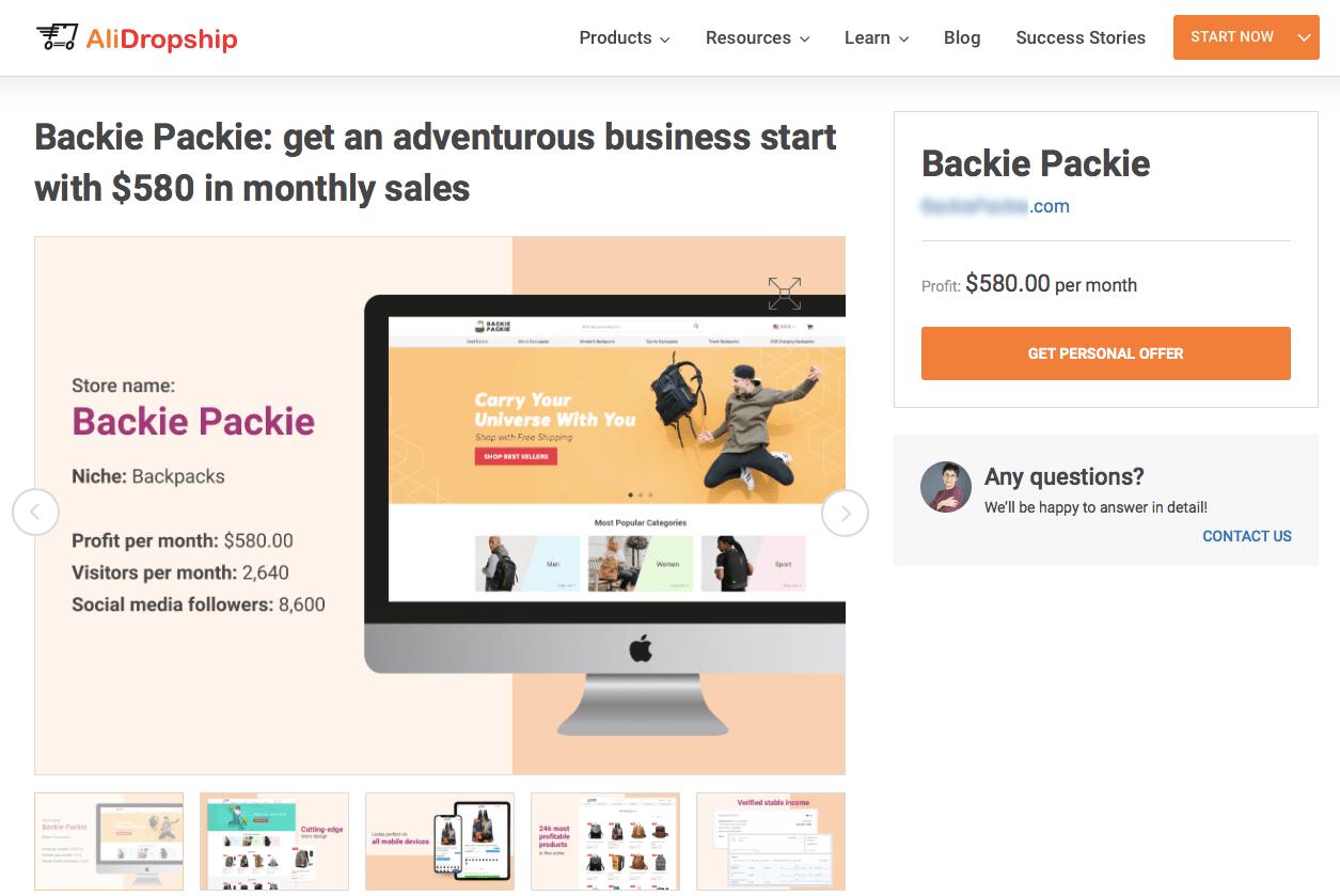 Создан бизнес на продажу: станьте владельцем сегодня