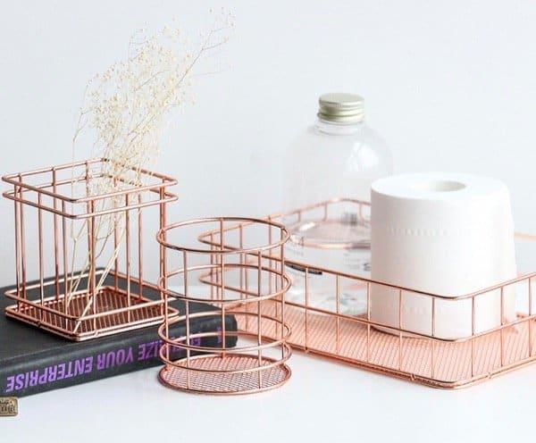 25 горячих продуктов для продажи в цвете розового золота