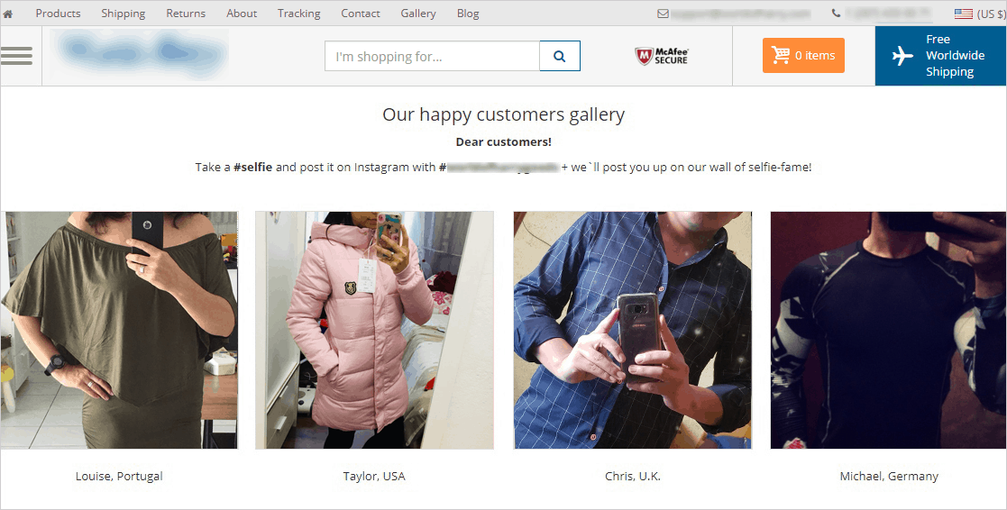 Повысьте продажи своего магазина с помощью дополнения «Галерея клиентов» - AliDropship Blog