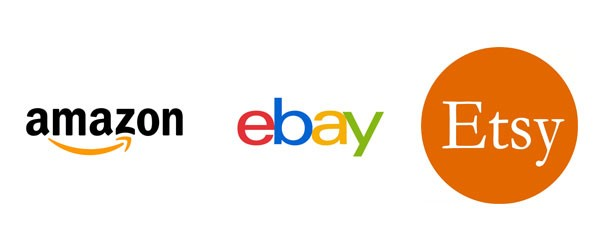 Продажи на Amazon против Ebay против Etsy и почему полагаться на единую платформу - азартные игры