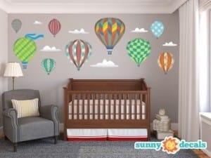Student Shop: Продажа тканевых настенных наклеек в SunnyDecals.Com