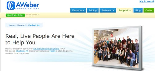 MailChimp Vs Aweber - Сравнение двух провайдеров почтового маркетинга