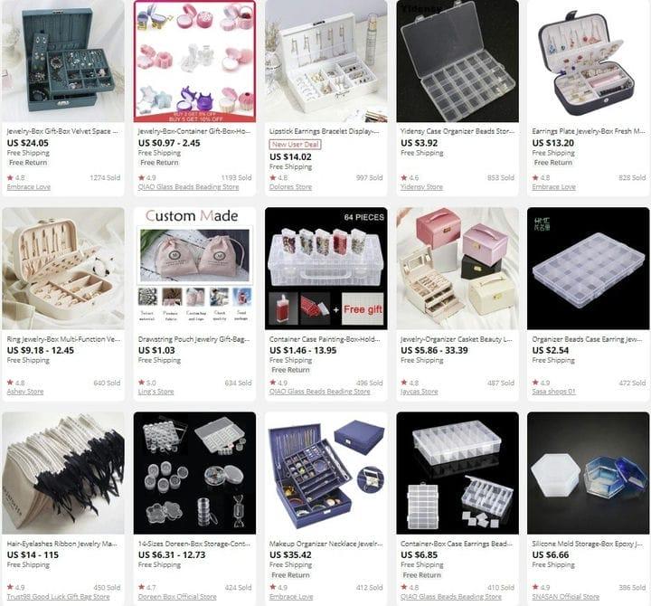 Украшения Dropship из вашего магазина: 385 идей продукта