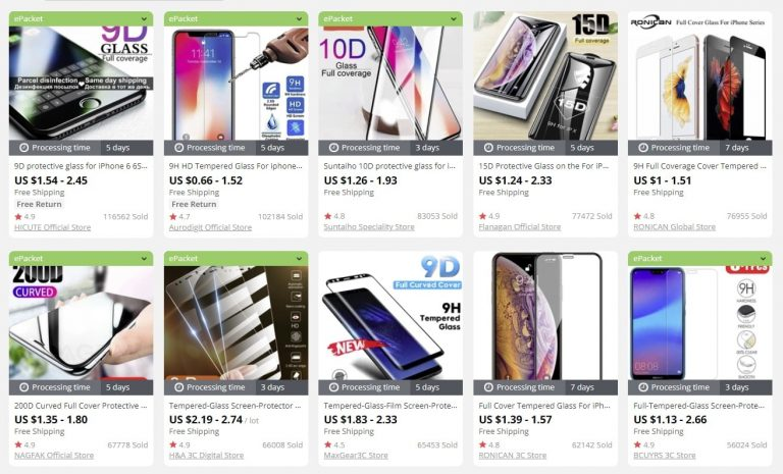 130+ трендовых продуктов для онлайн-продажи в 2020 году