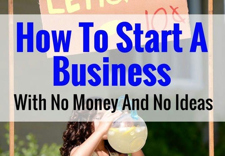 Как начать бизнес без денег. Вот что я буду делать