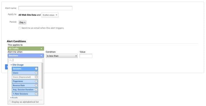 Репиксельные кампании Google Analytics