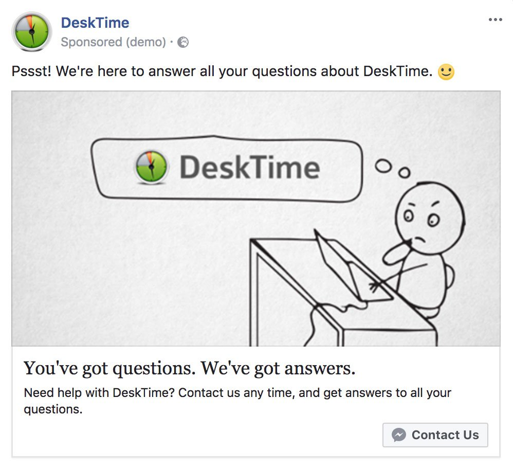 Стратегия ретаргетинга в Facebook обеспечивает обслуживание клиентов