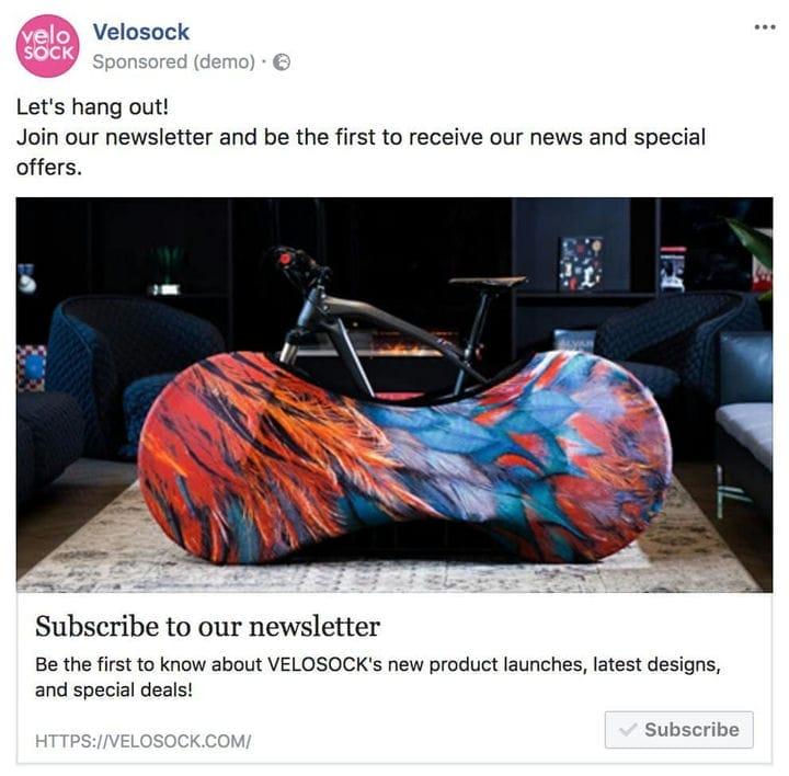 Стратегия ретаргетинга рекламы в Facebook Подписка на рассылку новостей