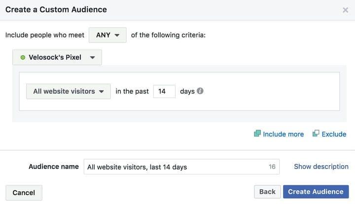 Стратегия ретаргетинга рекламы в Facebook приглашает посетителей оставаться на связи с вашим брендом