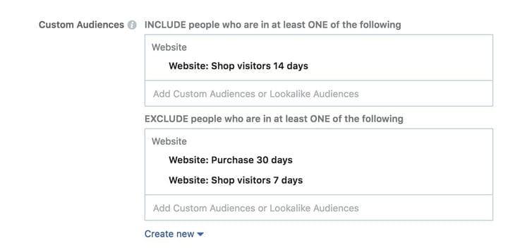 Настройка ретаргетинговой рекламы в Facebook
