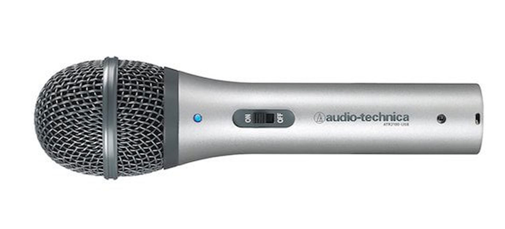 USB-микрофон Audio Technica ATR2100