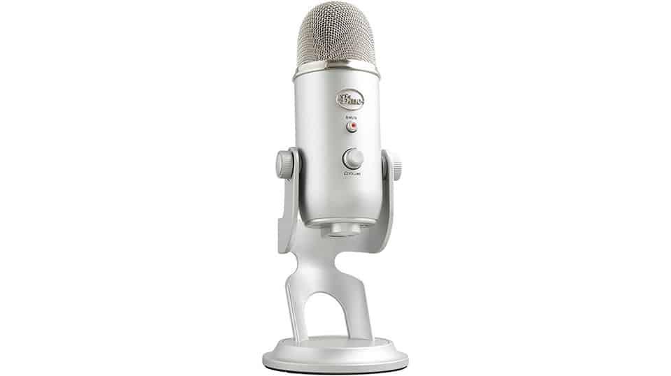 USB-микрофон Blue Yeti