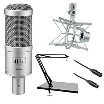 Комплект микрофона Heil PR-40