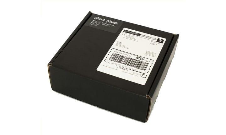 Распаковка фирменной упаковки