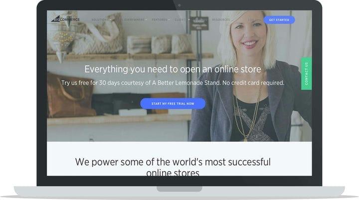 Платформа электронной коммерции BigCommerce