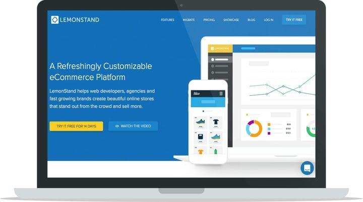 Платформа электронной коммерции LemonStand для разработчиков