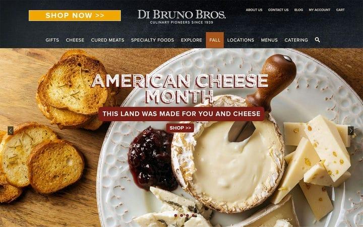 Автор: Bruno Bros Дизайн веб-сайтов электронной коммерции