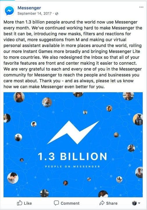 FB Messenger Marketing