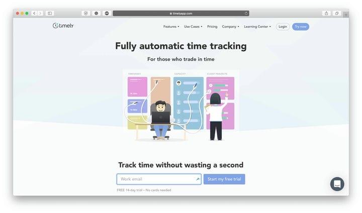 Приложение для своевременного управления временем