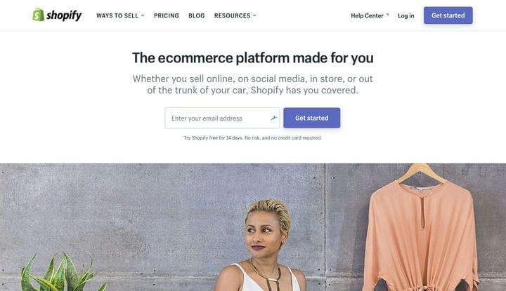 Shopify Чехол для телефона Business