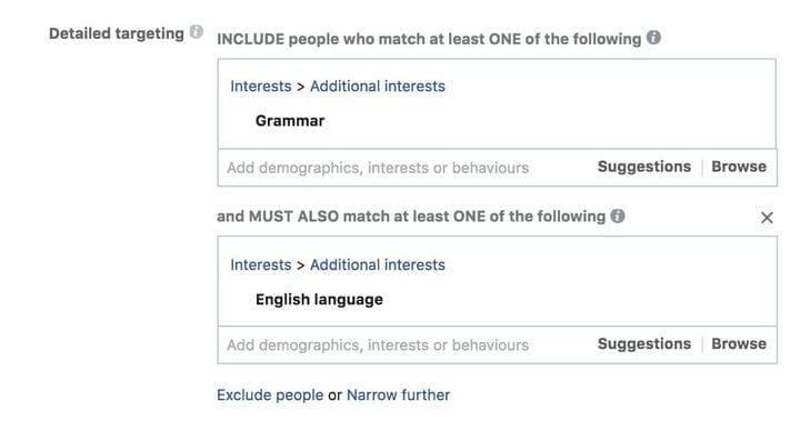 Как настроить таргетинг на нишевую аудиторию с помощью рекламы в Facebook