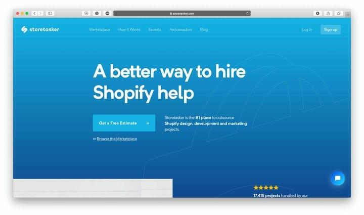 Эксперты по теме Storetasker Shopify