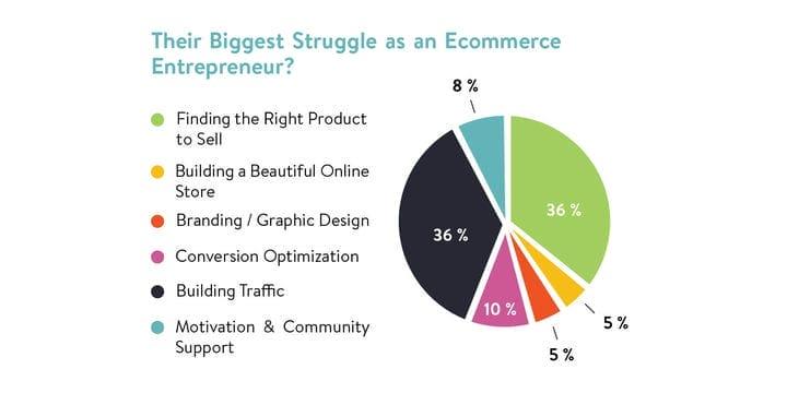 Крупнейшие проблемы владельцев бизнеса электронной коммерции