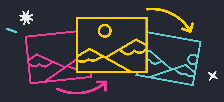 Увеличьте коэффициент конверсии с помощью слайдеров изображений