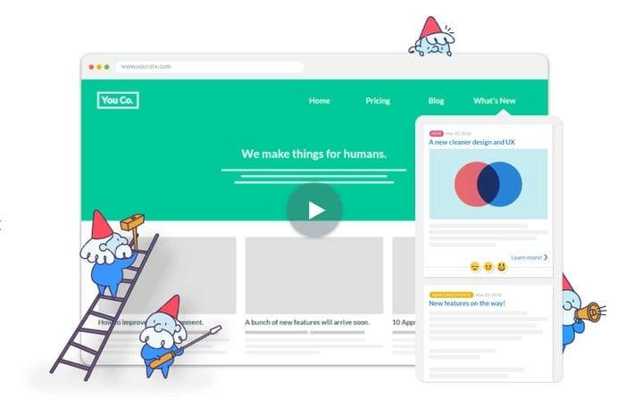 Обзор Beamer: привлекайте посетителей с помощью ленты новостей на сайте