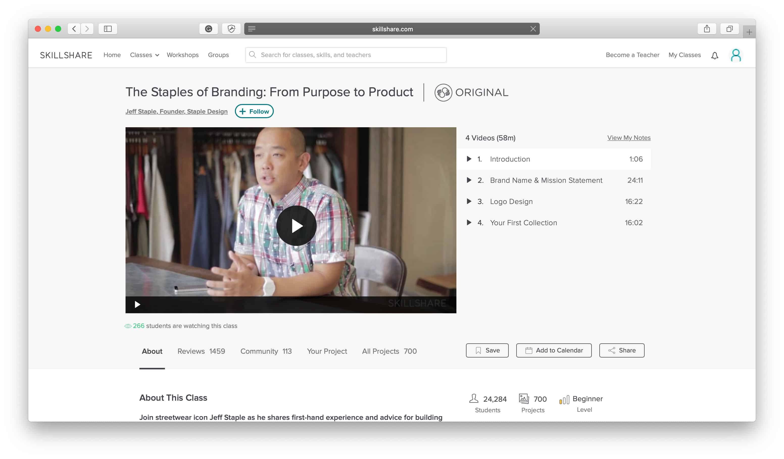 Лучшие классы онлайн-брендинга для интернет-бизнеса