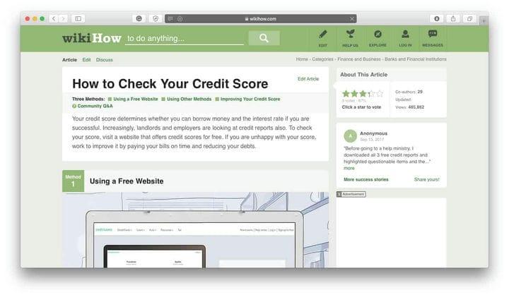 Проверка кредитного рейтинга для новогоднего ритуала