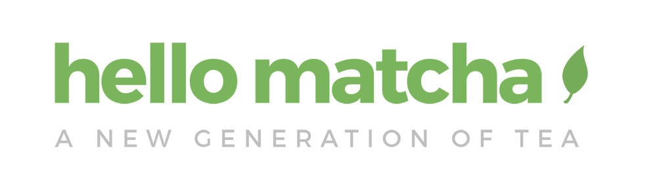 Hello Matcha Label