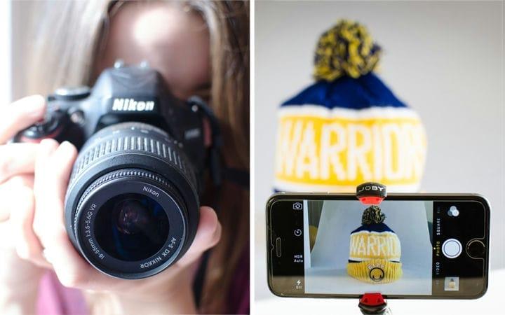 Лучшая камера для товарной фотографии