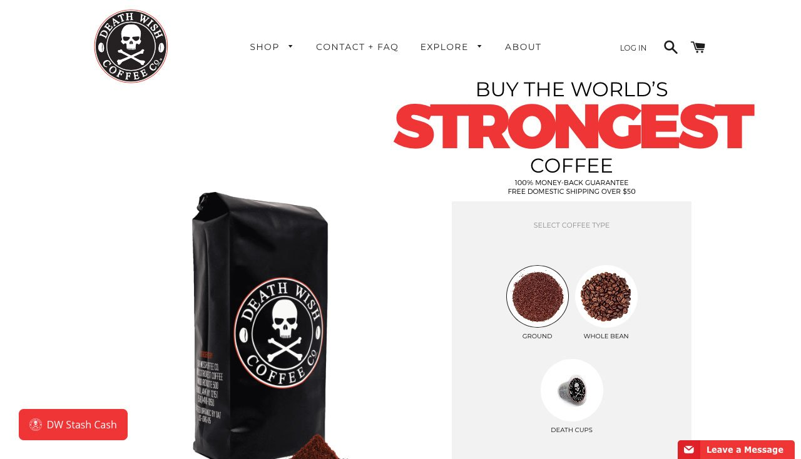 Пример темы магазина Shopify
