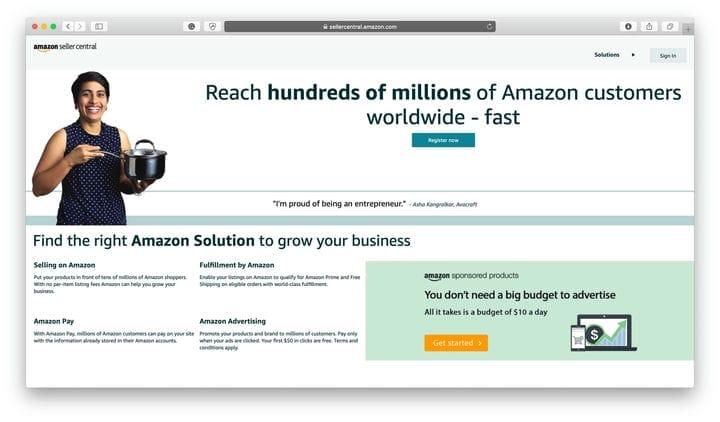 Как успешно продавать товары на Amazon: советы новичкам