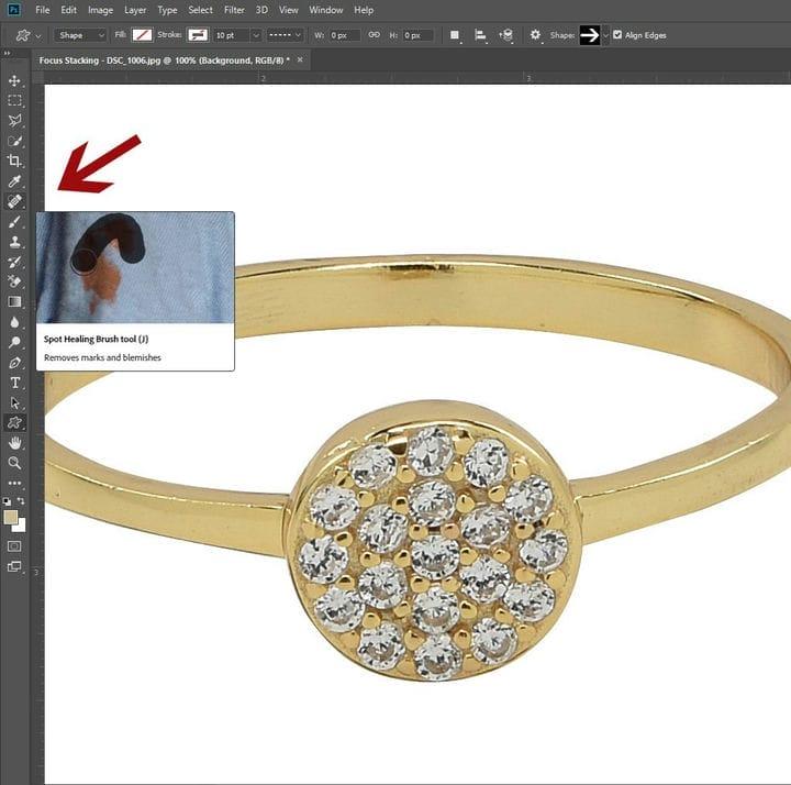 Учебники Photoshop для электронной торговли: улучшите фотографии продуктов