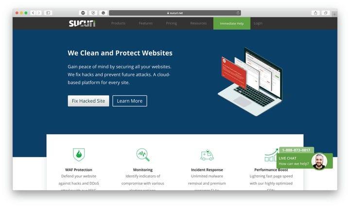 Sucuri Review: основная безопасность для онлайн-бизнеса и веб-сайтов