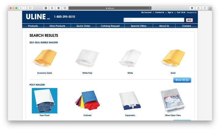 Руководство по электронной торговле по транспортным коробкам: коробки и конверты 101