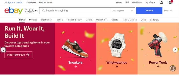 Как создать онлайн-торговую площадку, такую как eBay: пошаговое руководство